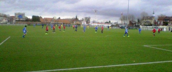 Championnat U13 - 1ere journée phase 2 - Groupe H  (21/01/2012)