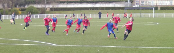 Championnat U13 - 7eme journée phase 2 - Groupe H  (31/03/2012)
