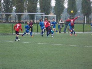 Championnat U13 niveau 1 - 5e journée phase 1 - Groupe J  (20/10/2012)