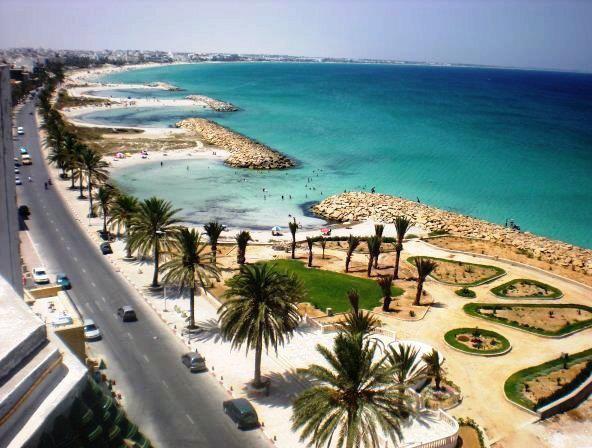 Mahdia Ville de Tunisie