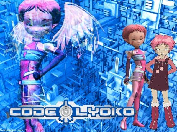 aelita l'ange de code lyoko