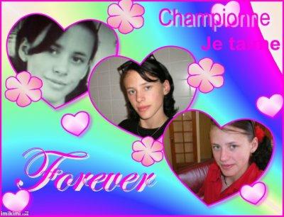 Marielle, mimi, ma championne