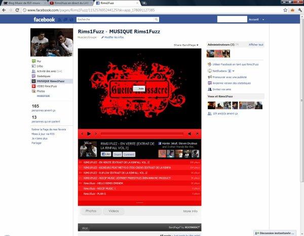 ► Rims1FuZz ◄  Chaine Youtube | Blog Music Ibo | Blog Music Morco   V'la L'Guétto Massacre