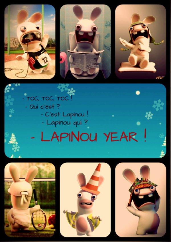 Lapinou year !