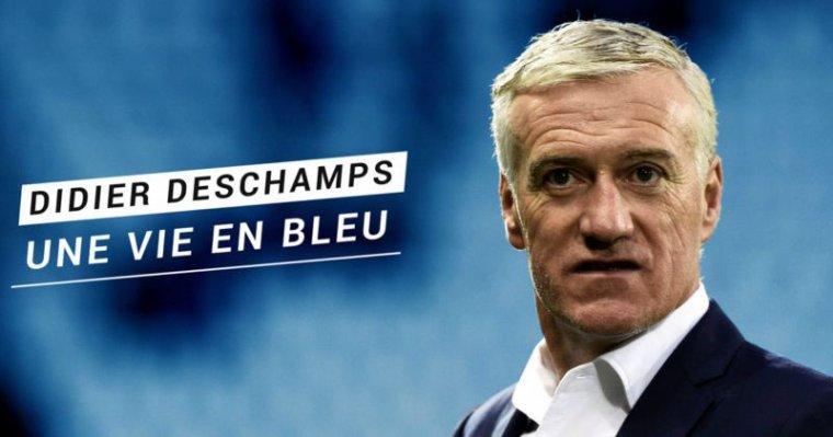 Didier Deschamps à un palmarès assez conséquent :