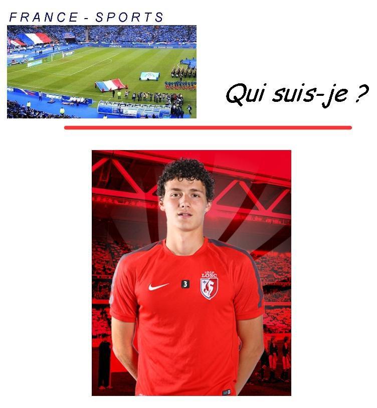 Qui suis-je? Un sportif Français... Mais comment je m'appel?