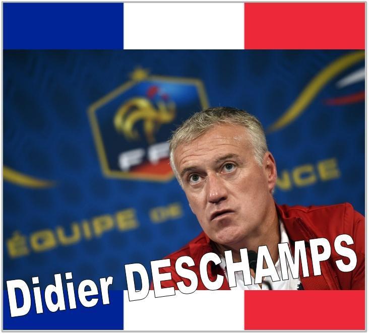 Un entraîneur qui à redonné confiance en l'équipe de France... Plus qu'a ce qu'elle devienne Française! ;-)