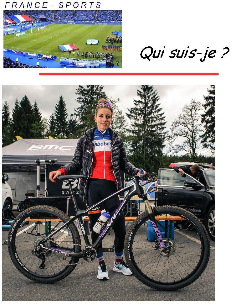 Avec le tour de France de cyclisme qui approche, qui est cette jeune fille?
