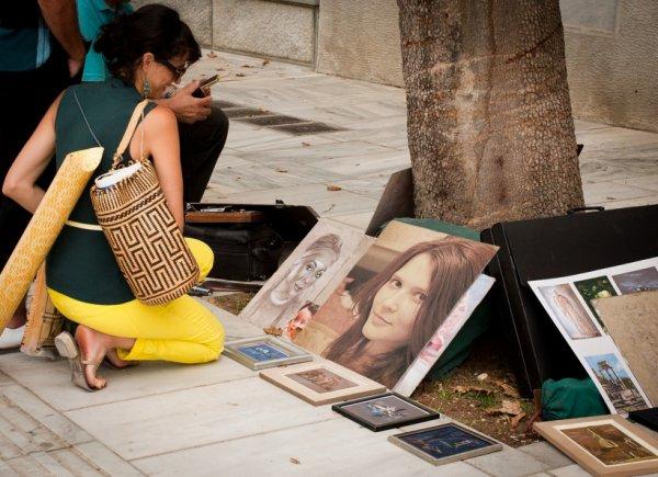 Disponible dans les rues de Paris