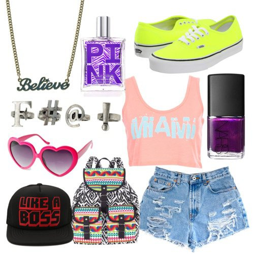 tenue swaggy ;)