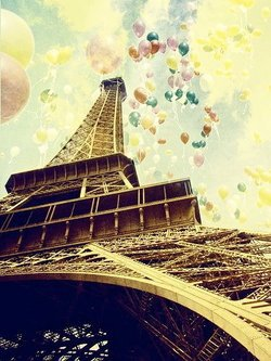cet été je part à Paris et vous ...
