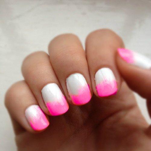 des ongles que j'aime bien faire