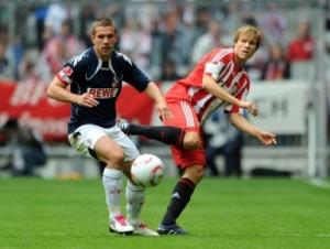 L'énième provoc' de Podolski