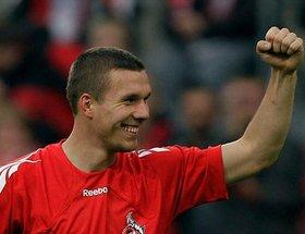 Le zenith pret a débourser 15 millions d'euros pour Podolski