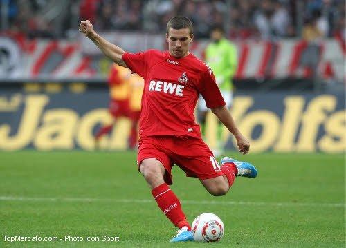 """Cologne, Podolski : """"Je reste ici"""""""