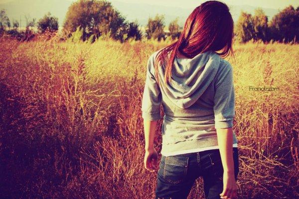 « Si t'aimer est une folie, alors je serai folle toute ma vie ... »