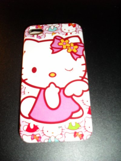 cOque hellO kitty IphOne 4 neuve ! 6e