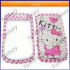 cOque hellO kitty en strass blackberry 8520/9300 NEUVE ! 11e !