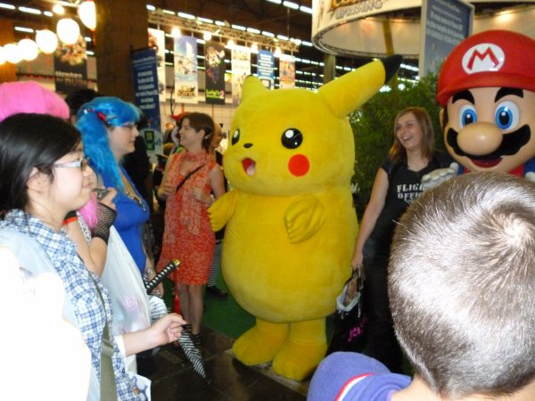 Japan expo 2012.