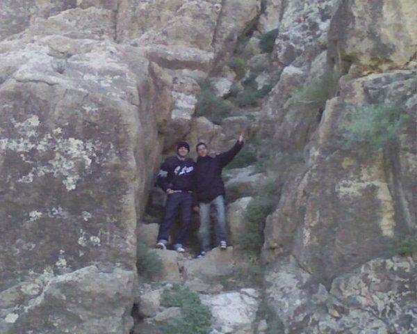 Me and my friend Zaki ))))