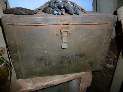 Cal .50 Ammo Box