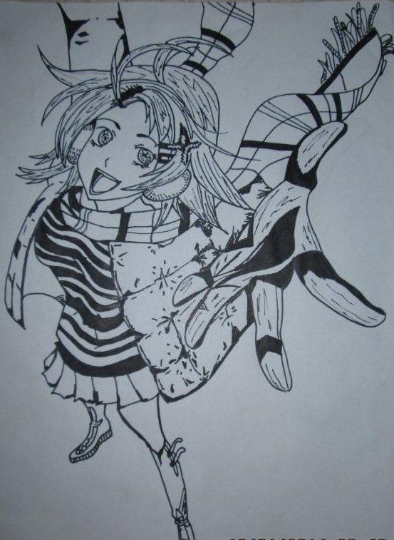 Mes dessins 8
