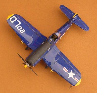 F4U-5 Corsair au 1/72e de la marque Revell