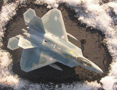 Le F 22 Raptor