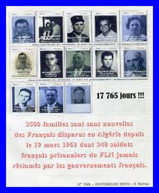Les disparus d'Algérie... (partie 2)