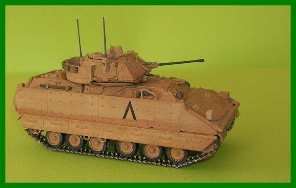 M3 A2 Bradley au 1/72e de chez Revell