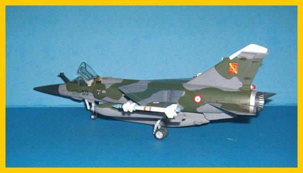 Mirage F1 CT au 1/72e de chez Heller. (bis)