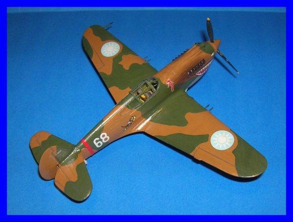 Curtiss Hawk 81-A-2 (Les Tigres Volants)
