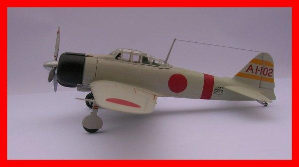 """MITSUBISHI A6M2 """"Zéro"""""""