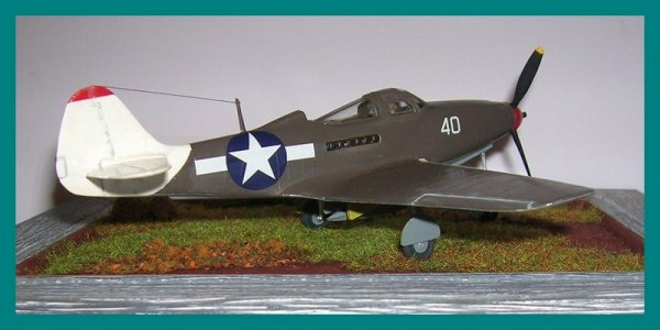 BELL P-39Q AIRACOBRA !