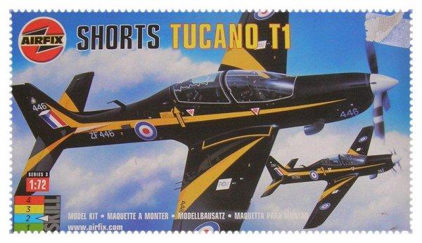 SHORTS TUCANO T1 au 1/72e : (Première partie)