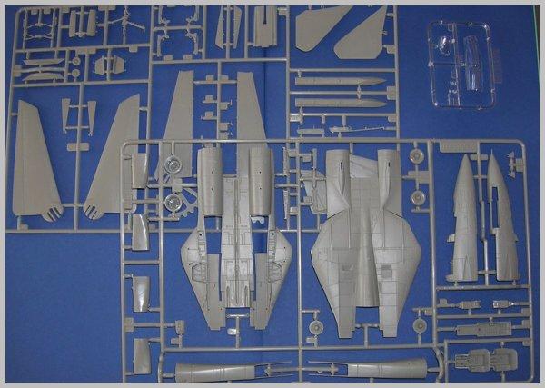 F-14D Super Tomcat au 1/72e de chez Revell