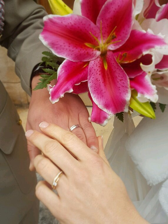 Mariage samedi