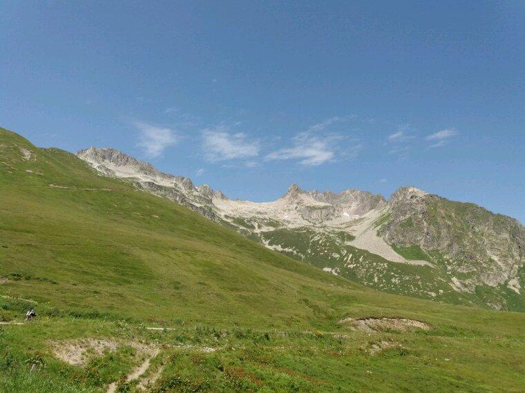 Petit tour en montagne