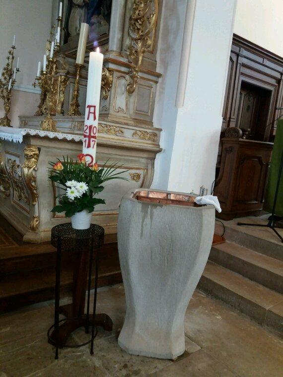 Baptême de Camille