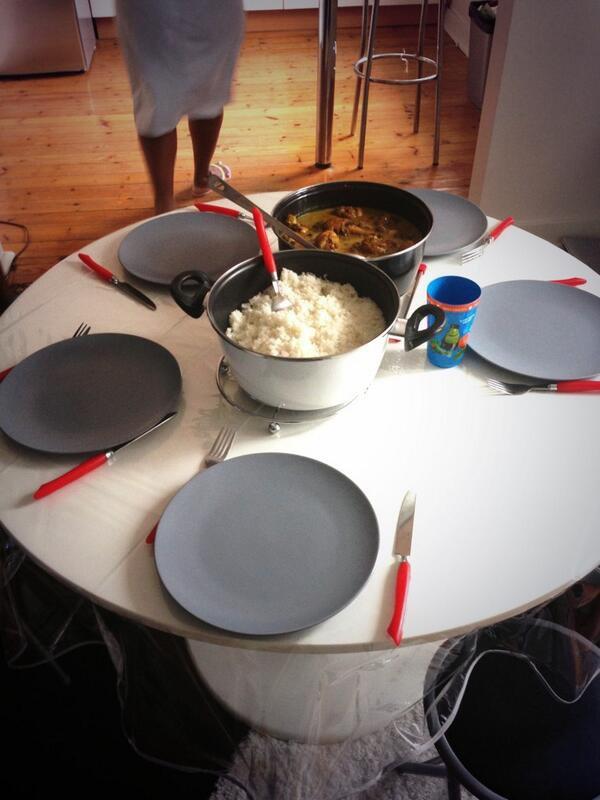 ma mére c'est la meilleur cuisiniére ! :p