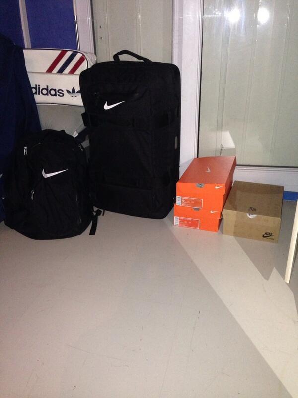 bagages de ce matin direction la belgique