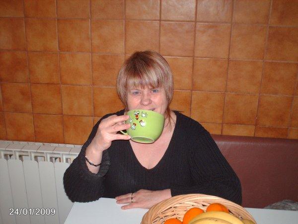 Les épreuves d'une tasse à thé !