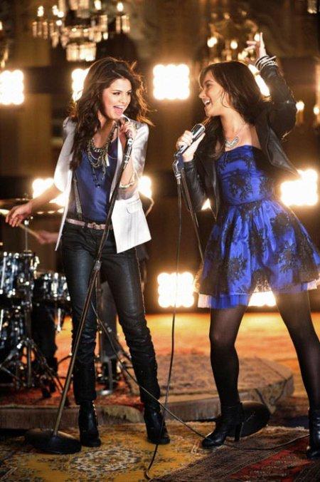 Demi et Selena