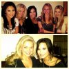 Demi et Tiffany Thornton