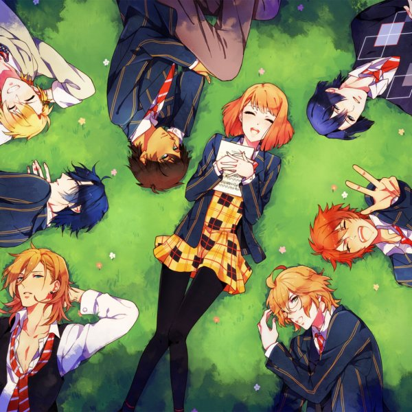 1000% Love Uta no prince-sama