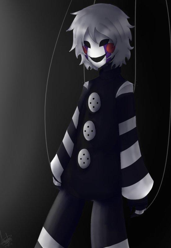 Yaoi ( Pour une petite marionnette yaoiste ) =w= Fan Fiction ②