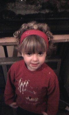 Lylou ma ptite soeur  de 2 ans