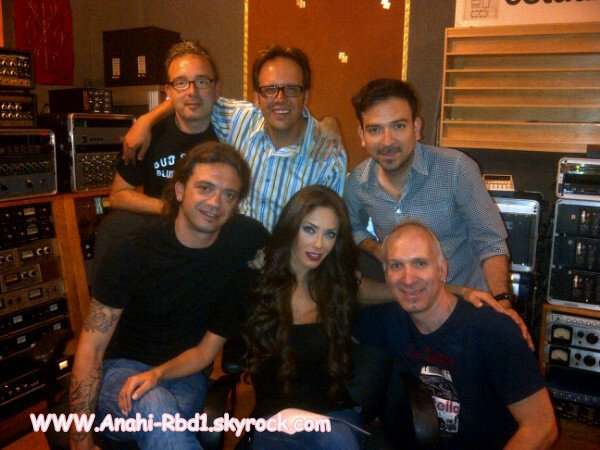 ANAHI MIX PHOTOS NEW !!