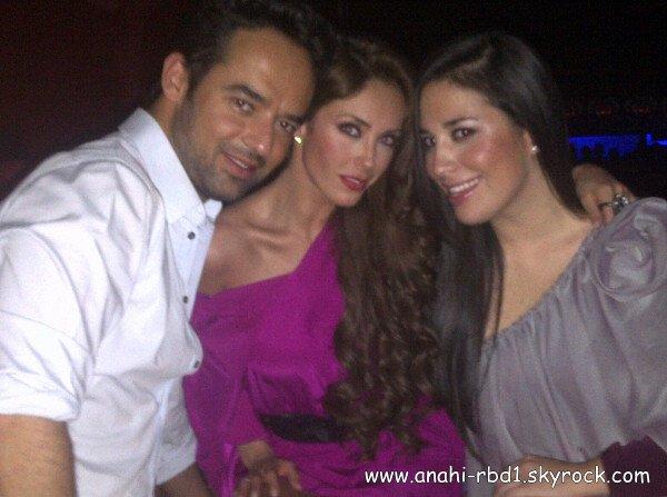 Anahi Partty's :)