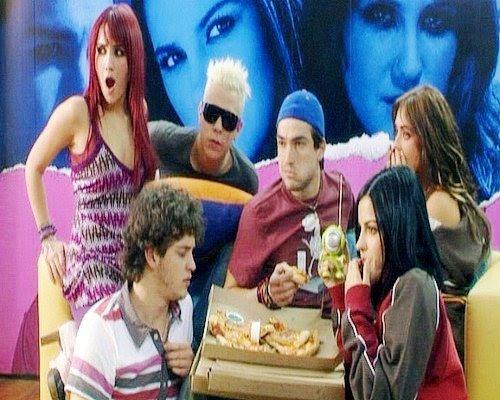 RBD la familia 2007 (Simpre una familia )